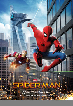 Cartel de Spider-Man: Homecoming