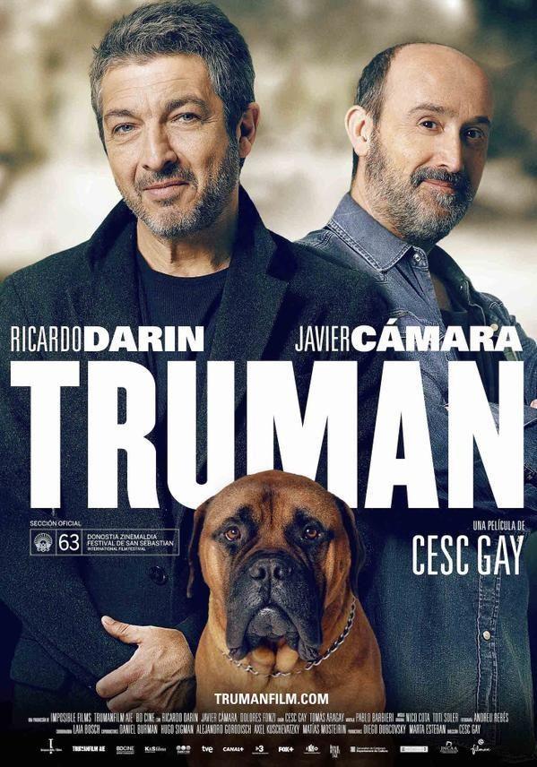 Cartel 'Truman' de 'Truman'