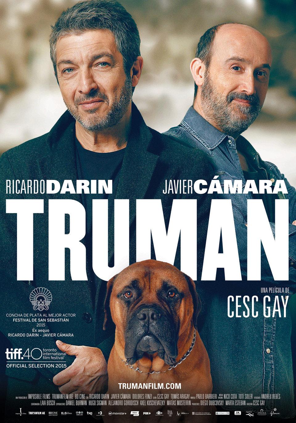 Cartel España nuevo de 'Truman'