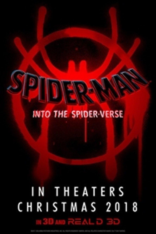 Cartel Teaser inglés de 'Spider-Man: Un nuevo universo'