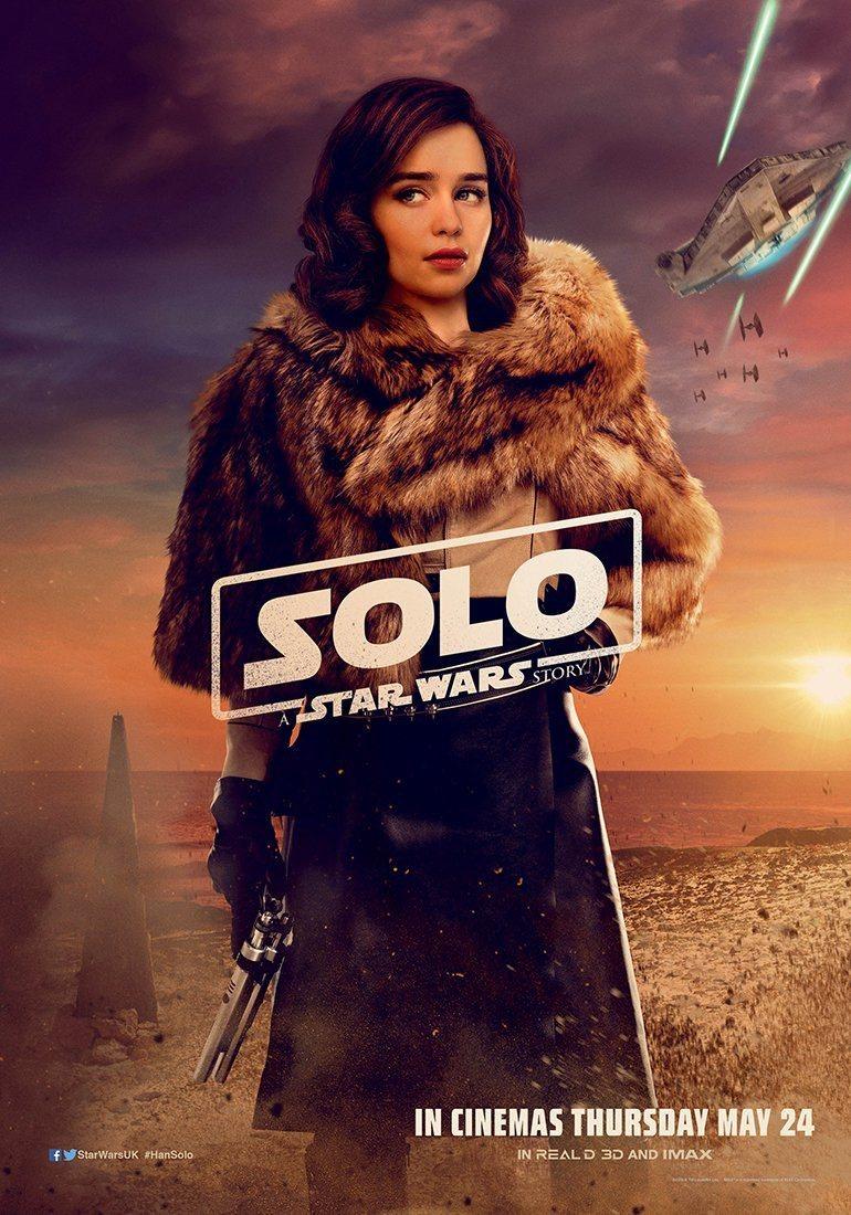 Cartel Qi'Ra #3 de 'Han Solo: Una historia de Star Wars'