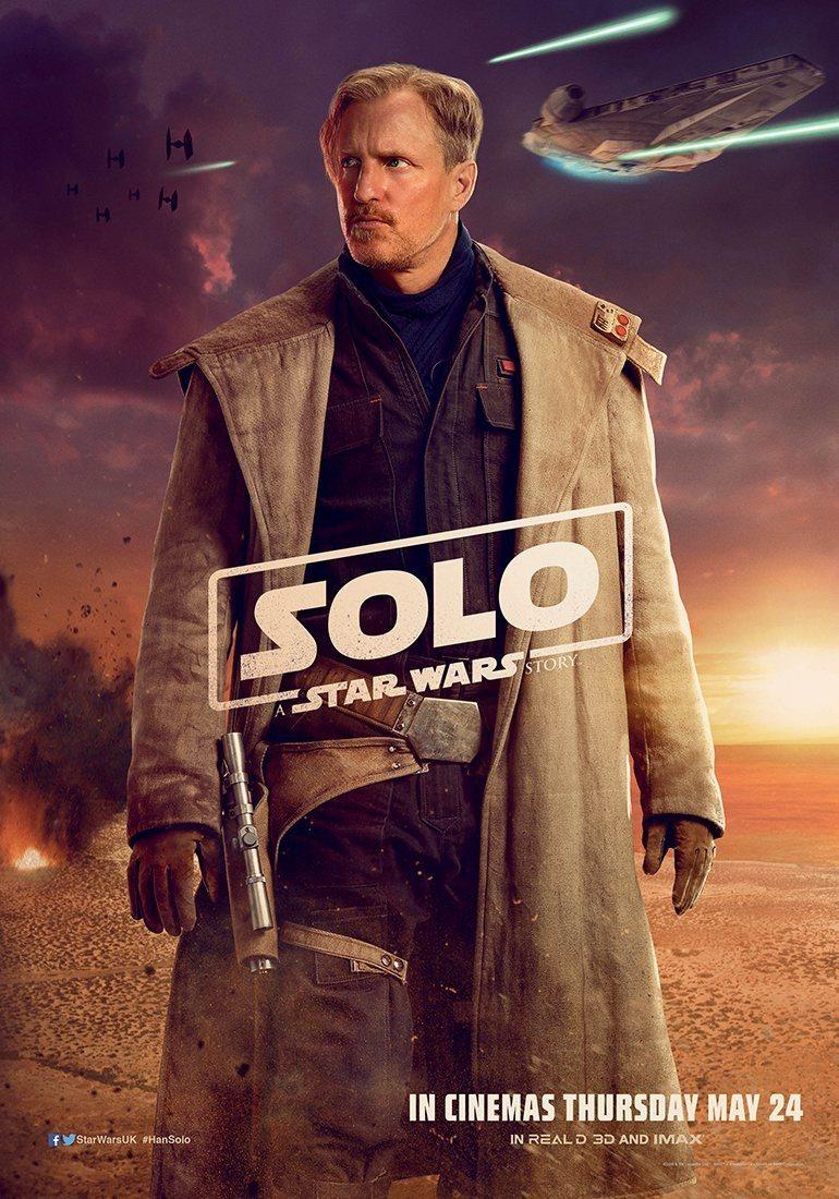 Cartel Beckett #2 de 'Han Solo: Una historia de Star Wars'