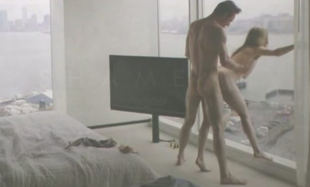 Michael Fassbender Desnudo En Una Escena De Seo Del Drama Shame
