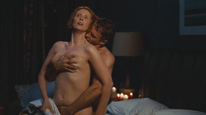 Sexo y escenas de sexo en la ciudad