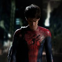Andrew Garfield como Spider-Man
