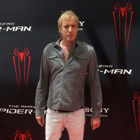 Rhys Ifans presenta 'The Amazing Spider-Man' en Madrid