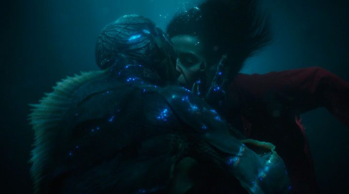 'The Shape of Water'