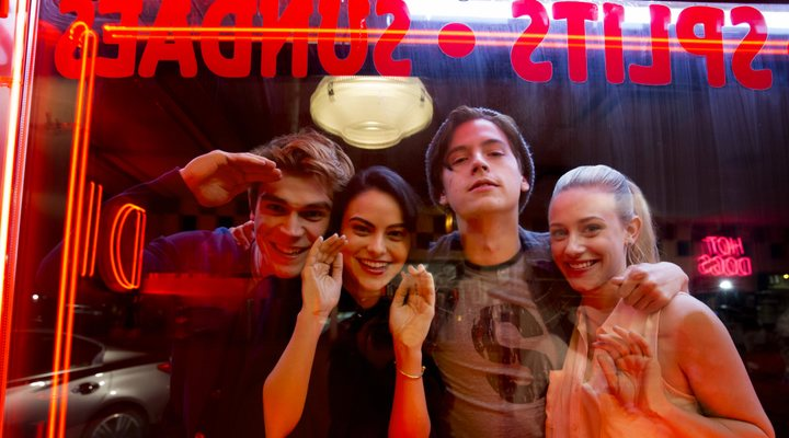 Main cast of 'Riverdale'