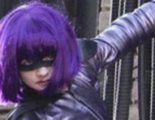 Chloe Moretz y Aaron Johnson se dejan ver en el rodaje de 'Kick-Ass 2: Balls to the Wall'