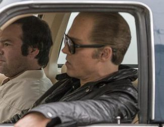 Primer tráiler de 'Black Mass' con un temible Johnny Depp