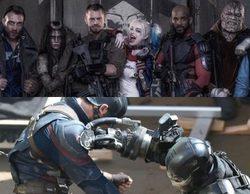 Peleas en los rodajes de 'Escuadrón Suicida' y 'Capitán América: Civil War'