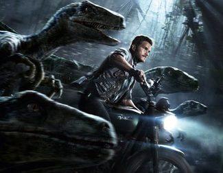 Chris Pratt y sus velociraptores protagonizan el nuevo TV Spot de 'Jurassic World'