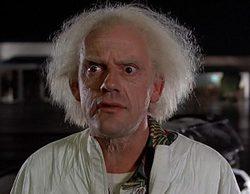 Christopher Lloyd vuelve a interpretar a Doc Brown