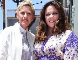 Melissa McCarthy recibe su estrella en el Paseo de la Fama