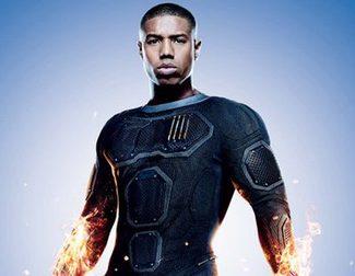 Michael B. Jordan responde a los que no le querían como la Antorcha Humana en 'Cuatro Fantásticos'