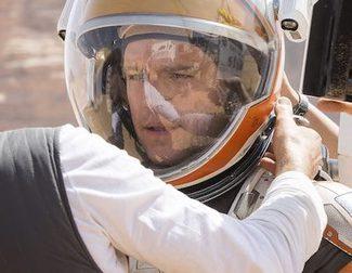 Matt Damon protagoniza las primeras imágenes oficiales de 'The Martian'