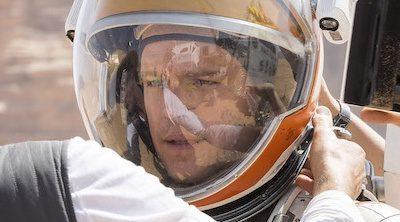 Matt Damon es un astronauta perdido en las imágenes de 'The Martian'