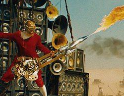 El Origen del guitarrista lanzallamas de 'Mad Max'