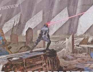 'X-Men: Apocalypse' muestra nuevo arte conceptual con Cíclope, Tormenta y Jean Grey