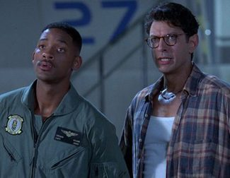 Primera foto de Jeff Goldblum en el set  de rodaje de 'Independence Day 2'