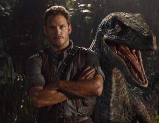 Chris Pratt es el hombre que susurra a los velocirraptores en el nuevo clip de 'Jurassic World'