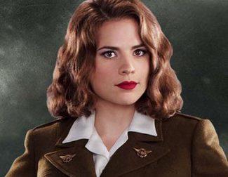 Álbum de fotos del rodaje de 'Capitán América: Civil War' por Hayley Atwell