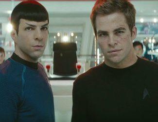 Simon Pegg confirma que han terminado el guion de 'Star Trek 3'