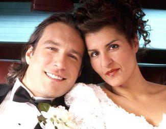 Los protagonistas de 'Mi gran boda griega' aparecen en la primera imagen de la secuela