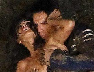 Penélope Cruz y Ben Stiller tienen un momento caliente en el barro en el rodaje de 'Zoolander 2'