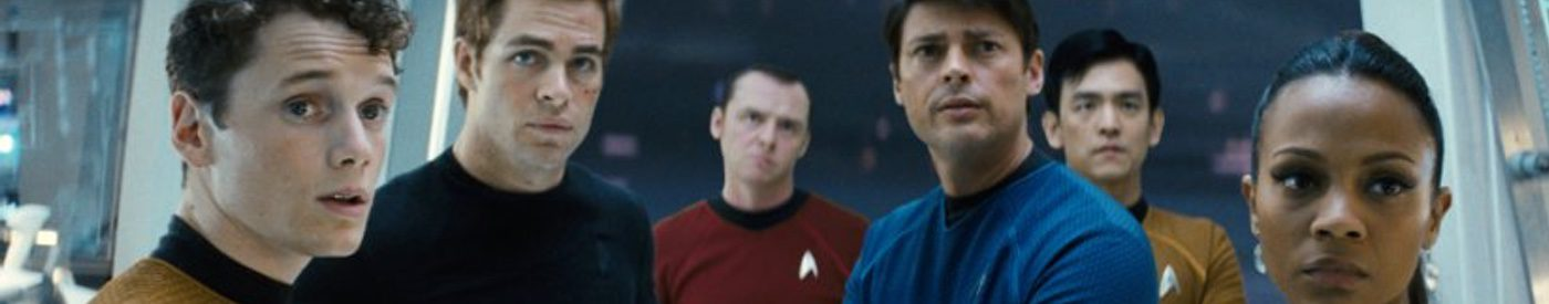 La Flota Estelar regresa en la primera imagen del rodaje de 'Star Trek 3', que ya tiene título oficial