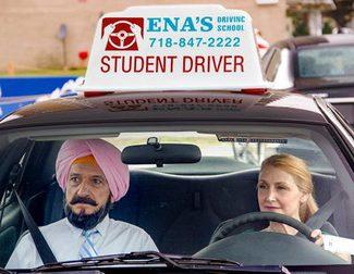 'Aprendiendo a conducir': El lado cuqui de Coixet