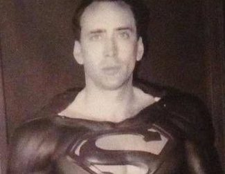 Nicolas Cage como Superman en un nuevo clip de 'The Death of Superman Lives'