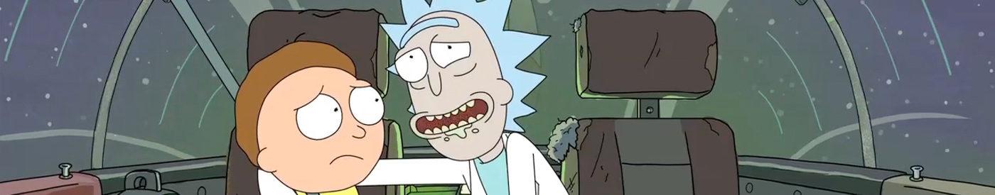 Rick vuelve a hacer de las suyas en el nuevo tráiler de la segunda temporada de 'Rick and Morty'