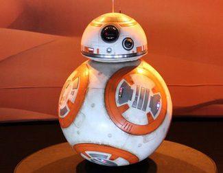 El droide BB-8 de 'Star Wars: El despertar de la Fuerza' protagoniza la nueva portada de Empire
