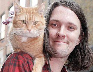 'A Street Cat Named Bob', la película del gato que salvó al vida a un drogadicto