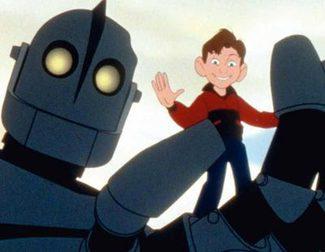 Primer tráiler del re-estreno de 'El gigante de hierro' remasterizada