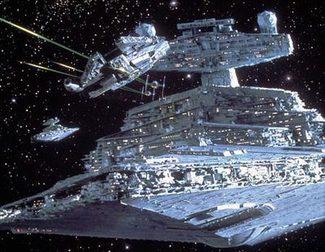 El nuevo Destructor Estelar de 'Star Wars: El despertar de la Fuerza' ya tiene nombre... y no es bonito