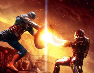 Filtradas imágenes del tráiler de 'Capitán América: Civil War'