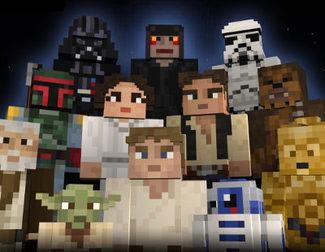 'Star Wars' también se suma al universo 'Minecraft'