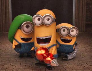 'Los Minions' supera los 1.000 millones de dólares en la taquilla mundial