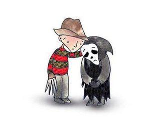 Freddy Krueger y Ghostface se despiden de Wes Craven en las redes sociales