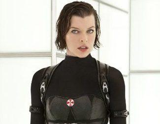 Milla Jovovich muestra sus sangrientas pruebas de maquillaje para 'Resident Evil: The Final Chapter'