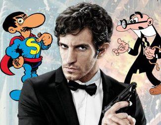 Quim Gutiérrez: 'Me parece tremendamente peligroso y bizarro hacer 'Los Vengadores' con cómics españoles'