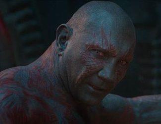 Dave Bautista ('Drax el destructor') habla sobre la posibilidad de trabajar junto a los 'Vengadores'