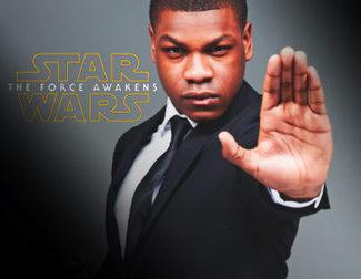 John Boyega responde a las críticas raciales por su papel en 'Star Wars: Episodio VII'