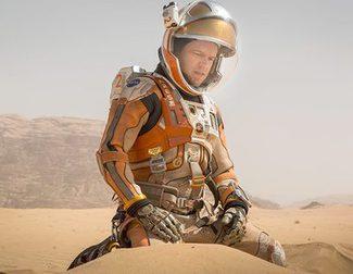 Estas fotos del rodaje de 'Marte (The Martian)' sin efectos especiales son espectaculares