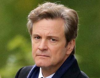 Primeras imágenes del rodaje de 'Bridget Jones's Baby' con Colin Firth