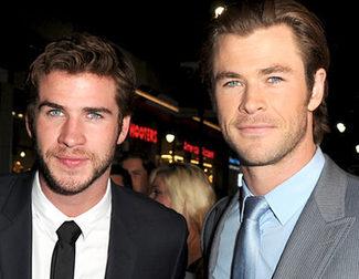Chris y Liam Hemsworth y otros <span>11 hermanos de cine</span>