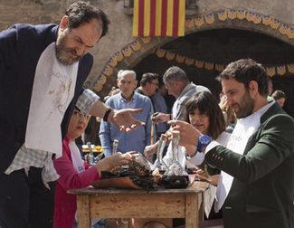 ¡'Ocho apellidos catalanes' ya es la película española más taquillera de 2015!