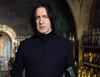 """J.K. Rowling: """"Snape murió por Harry y por su amor hacia Lily"""""""